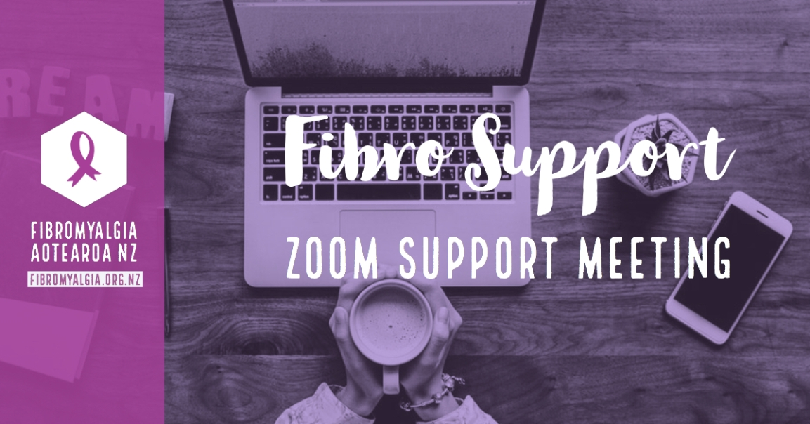 New Zoom Support Group!